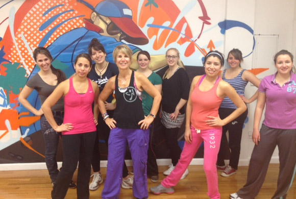 Zumba party packages